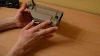 Обзор кобуры Safariland 6280 836 для Glock 17 и немного о толщине Глоков