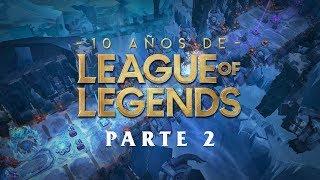 10 años de League of Legends (2/5) - Nacen las caras (y voces) de la competición