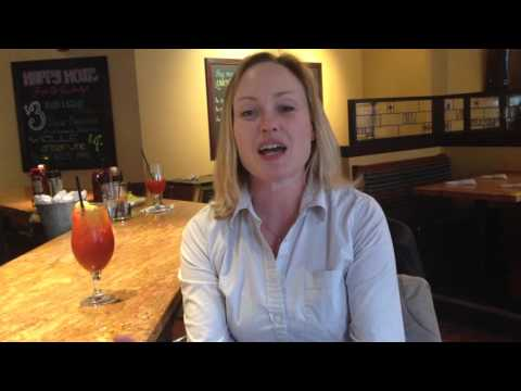 Best Bloody Mary: Amy Sherman Flint Area