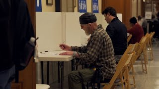 San Francisco residents vote early in US midterm election