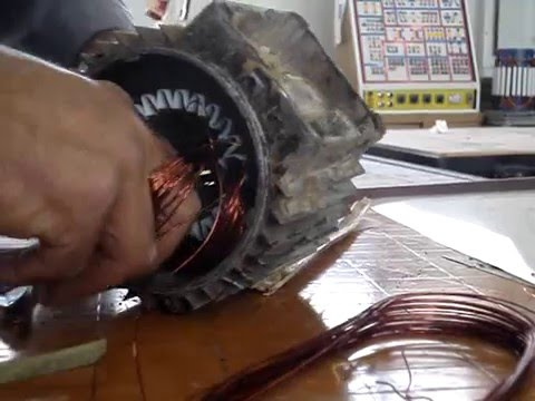 لف المحركات الكهربائية قناة فادي حداد التعليمية مهارات مختلفه 89