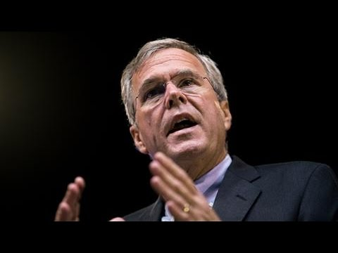 Seib: Bush Blames Clinton for Rise of the Islamic State