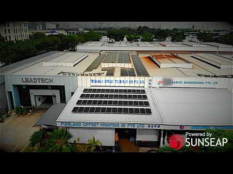 Fuisland Offset Printing | Aerial Video