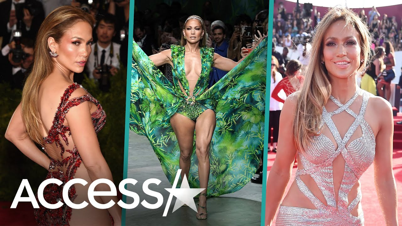 Jennifer Lopez's Most Jaw-Dropping Fashion Moments