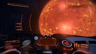 Elite Dangerous: Exploring and Trading in an Imperial Cutter