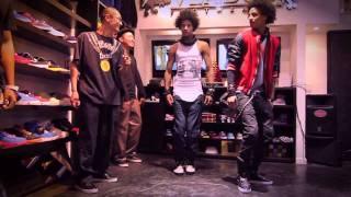 Les Twins - Meet & Greet + Dance with Brand New Mind @ Vlado Footwear