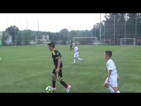 160910 U12B Internationals vs Columbus Crew