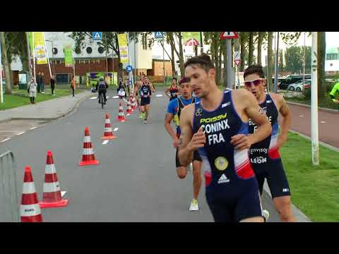 2017 ITU World Triathlon Grand Final Rotterdam - U23 Men's Highlights