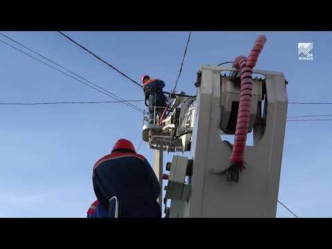 Энергетики КЧР выявили случаи самовольного подключения абонентов к электросети