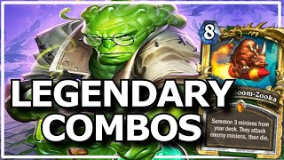 Hearthstone - Best of Legendary Combos