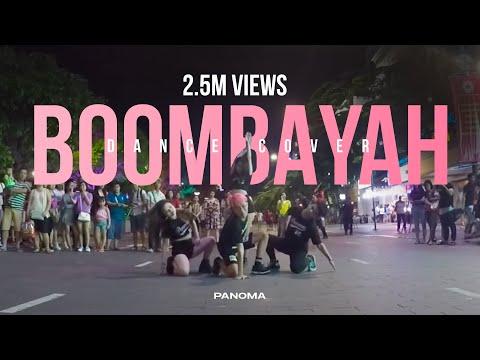 KPOP IN PUBLIC CHALLENGE   Black Pink - Boombayah dance cover   Panoma    Phố đi bộ Nguyễn Huệ