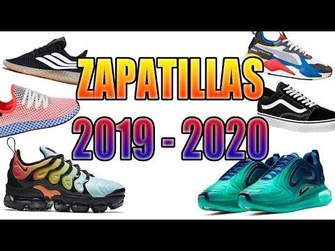 zapatillas nike hombre casual 2019