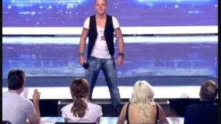 The X Factor 2010 - Tom Richards splits the judges! A Welsh Champion?