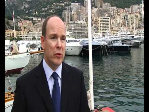 Prince Albert of Monaco interview on fishing issues