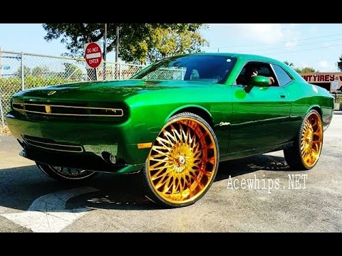 Acewhips Net Keet S Hulk Green Challenger R T On Gold 30