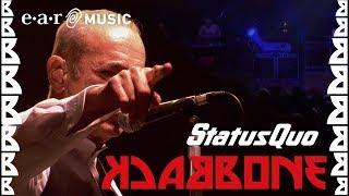 "Status Quo ""Backbone"" Official Music Video - New studio album out 6th September, 2019"
