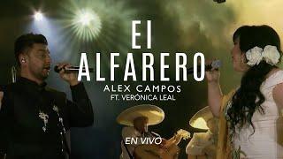 El Alfarero Alex Campos y @Verónica Leal Oficial - Momentos En vivo | Video oficial