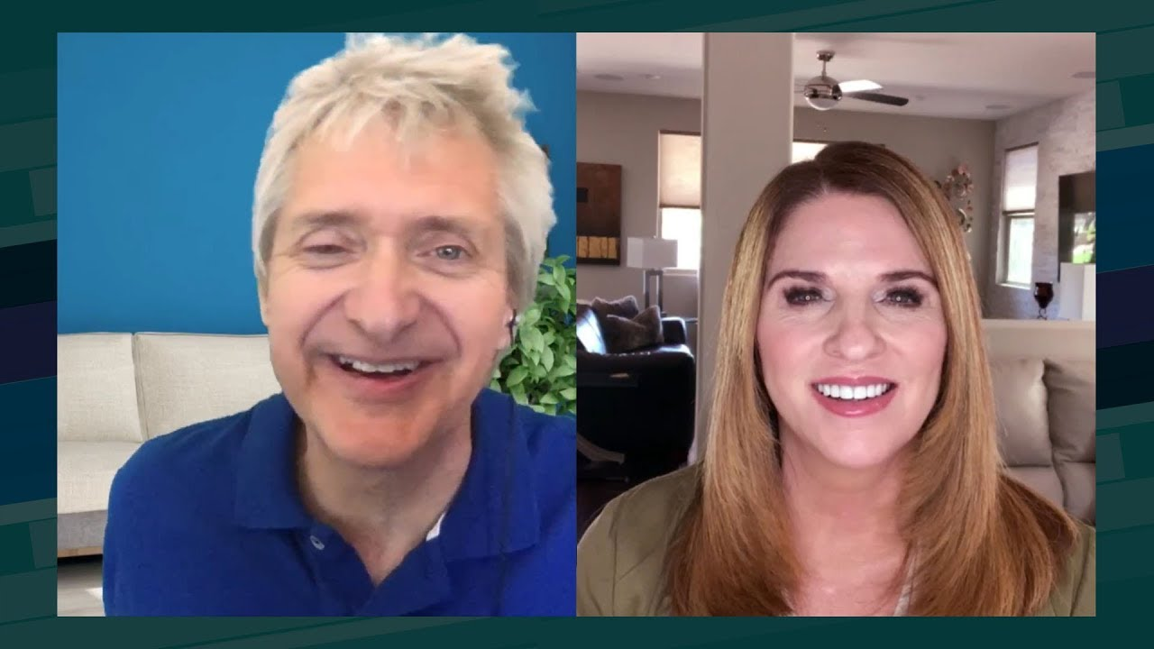 The Power of Grace in the Court of Heaven   Doug Addison with Katie Souza [Episode 95]