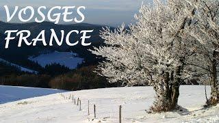 Vosges, France: Gérardmer & La Bresse: winter & summer - hiver & été - Mountains