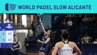 World Padel Slow - Estrella Damm Alicante Open 2019 - World Padel Tour