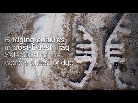 Bridging cultures in post-Daesh Iraq: safeguarding the world's oldest bridge