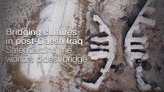 Bridging cultures in post-Daesh Iraq: safeguarding the world