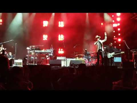 Beck - Where it's at (live) and finale