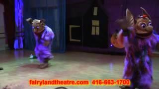 Fairyland Theatre 2011 Halloween Party