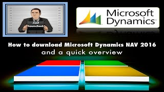 Download Microsoft Dynamics NAV 2016 and a quick overview