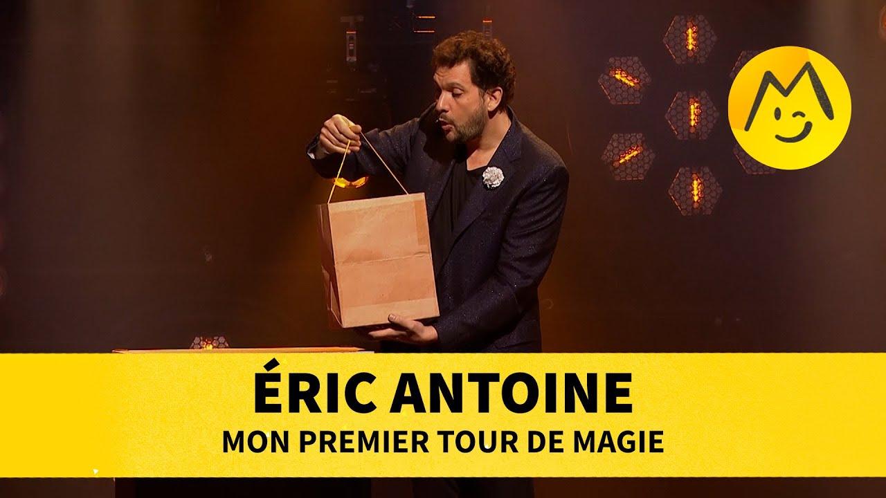 Eric-Antoine - Mon premier tour de magie