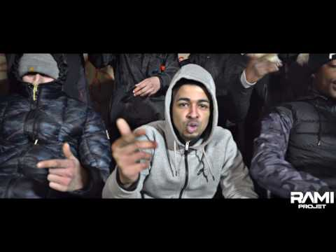 Benjas feat GMG, SeSe, T.A.N - Pas idée | Rami Projet