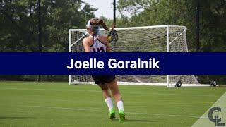 Joelle Goralnik Lacrosse Highlights - CT 2024 - Att. Mid