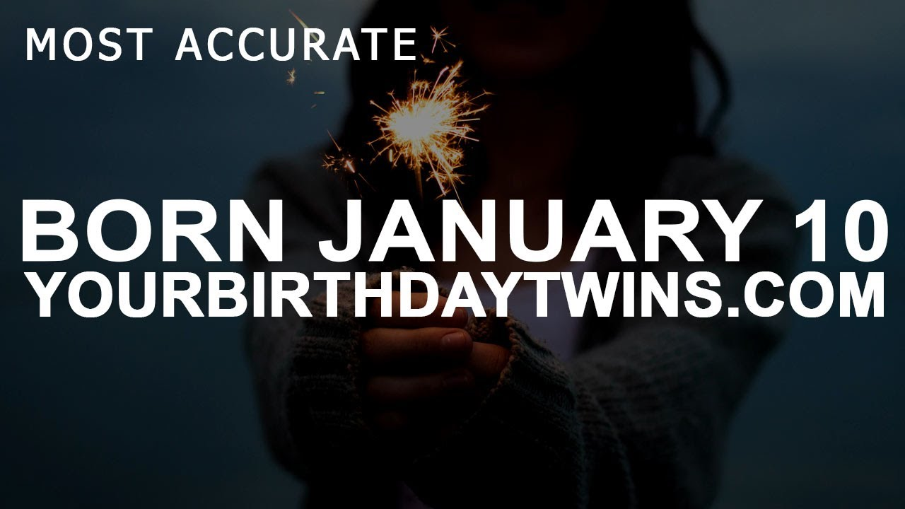 numerology by full date of birth 10 january