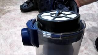 Как чистить пылесос , уход за циклонным пылесосом . Какой  пылесос лучше