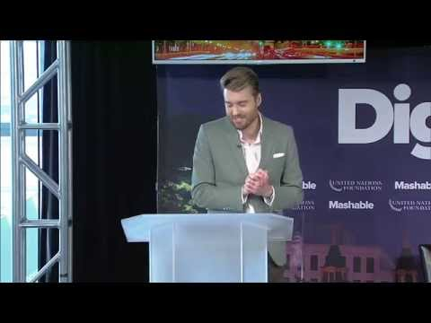 Digital Beltway 2015: Opening Remarks, Mashable CEO Pete Cashmore
