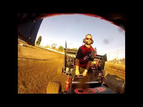 Delta Speedway 9-1-19 Jr Sprint Heat 2 Ty GoPro