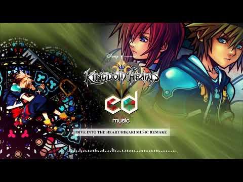 Kingdom Hearts Dive into the heart/Hikari music remake