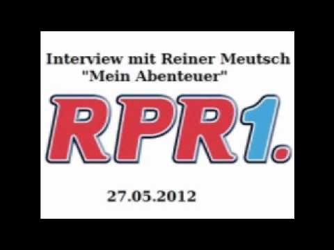 Radio Interview bei RPR1