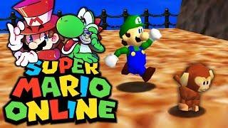 Das Affen-rennen! | 13 | Super Mario 64 Online