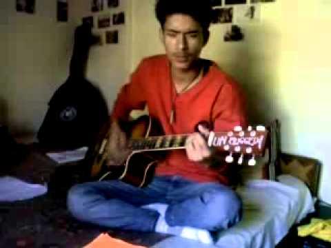 Tu Jaane na acoustic Cover -Kailash kher