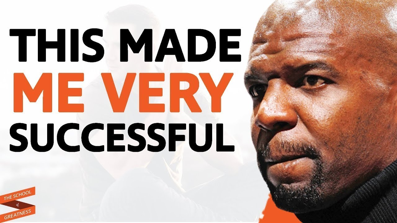 Terry Crews Shares His BIGGEST Secret To SUCCESS! | Lewis Howes