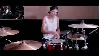 Daniel Zhura-Panic! At The Disco – Miss Jackson(drum live remix)
