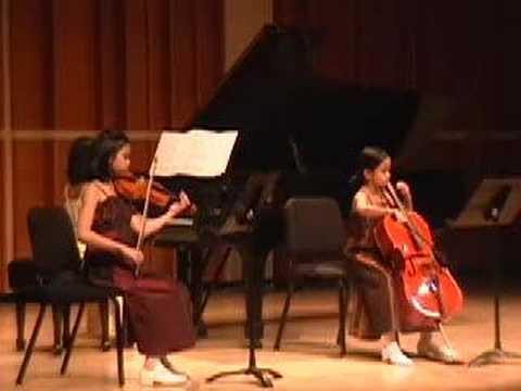 Gonzales Trio - Merkin Concert Hall at Kaufman Center  NY