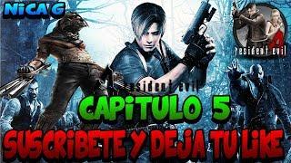 RESIDENT EVIL 4/ CAPITULO#5 (MI HIJA QUIERE ESTAR EN EL DIRECTO😂🤞👸👸)