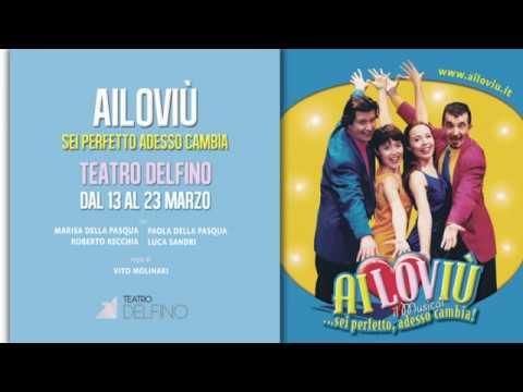 AILOVIU', SEI PERFETTO... ADESSO CAMBIA! backstage prove