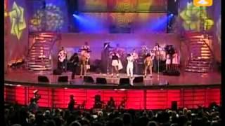 E o Tchan, Danca do Bumbum, Festival de Viña 1997