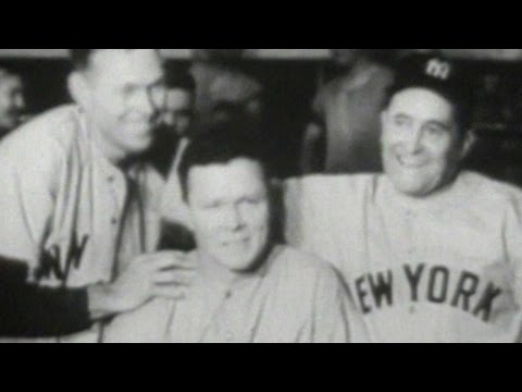 1943WS Gm5: Spud shuts out Cards as Yanks win Series