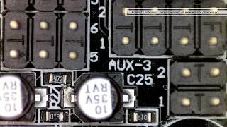 Lutowanie konwertera  USB-UART CH340G