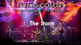 Flying Colors - The Storm (Second Flight: Live At The Z7)