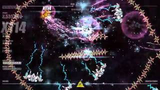 Beat Hazard Ultra (Meat Puppets - Backwater) - Suicidal Gameplay Video